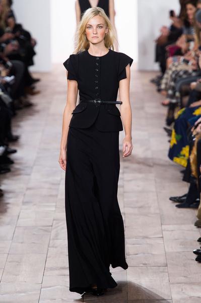 Показ Michael Kors на Неделе моды в Нью-Йорке | галерея [1] фото [4]