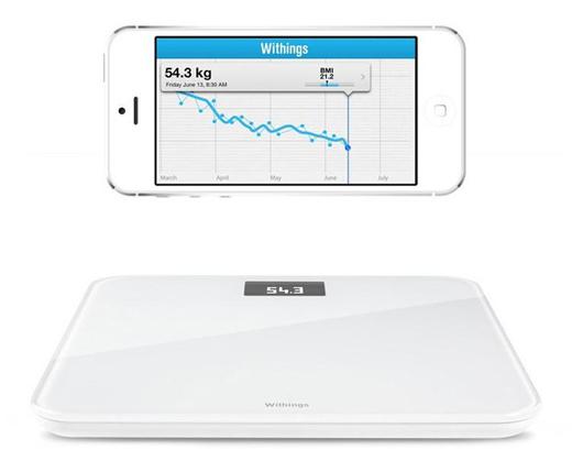 Точность измерений: весы Withings Wireless Scale WS-30