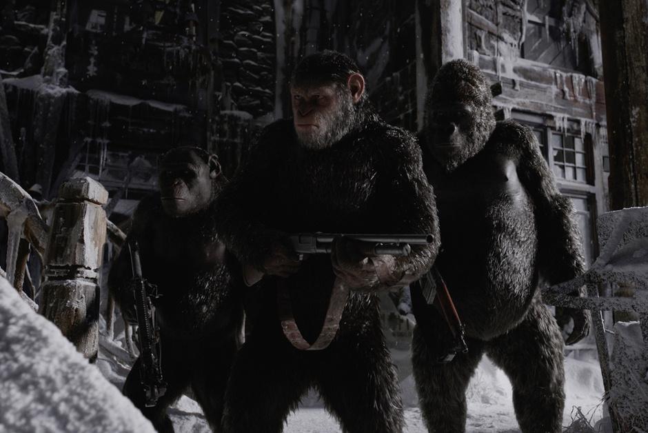 «Планета обезьян: Война»/War for the Planet of the Apes