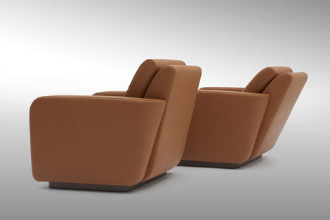 Fendi Casa перевыпустила уникальную мебель по дизайну Гильермо Ульриха | галерея [1] фото [7]