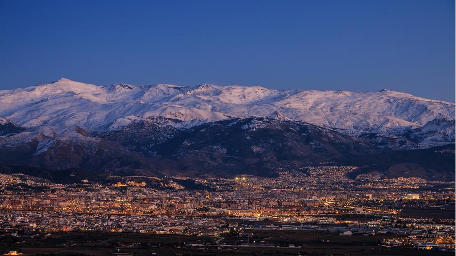 Сьерра-Невада, Испания