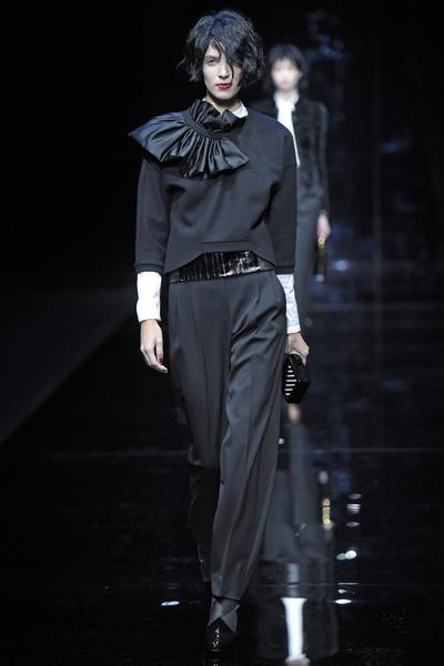 Неделя моды в Милане: 27 февраля | галерея [1] фото [2]