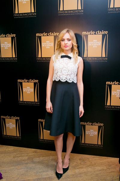 Marie Claire вручил премию в области красоты Prix d'Excellence de la Beauté 2016 | галерея [1] фото [5]