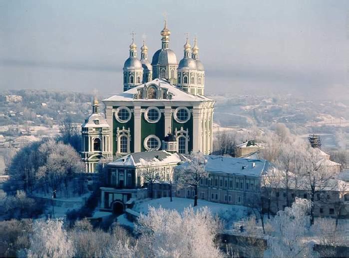 Успенский кафедральный собор, Смоленск