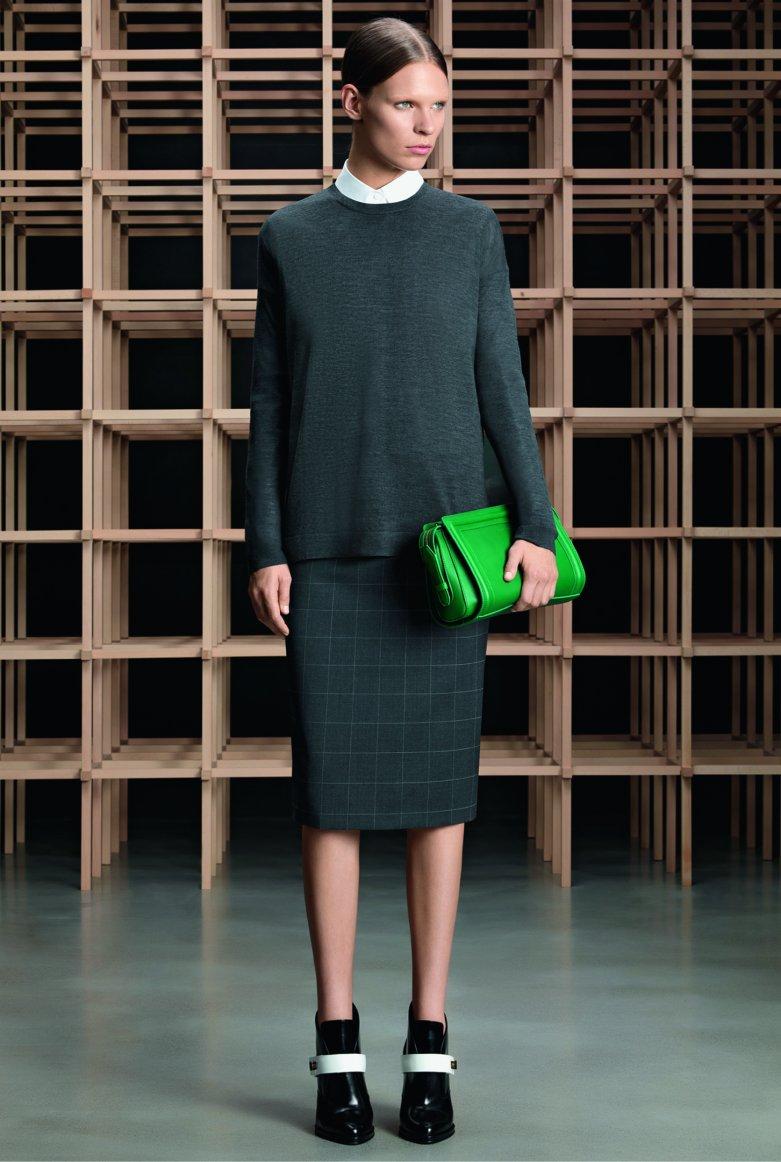 boss womenswear представил осеннюю коллекцию
