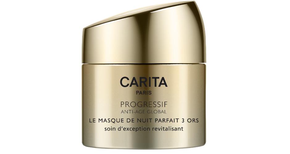 Ночная маска Progressif Anti-Age Global Le Masque de Nuit Parfait 3 Ors от Carita