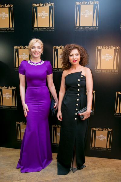 Marie Claire вручил премию в области красоты Prix d'Excellence de la Beauté 2016 | галерея [1] фото [17]