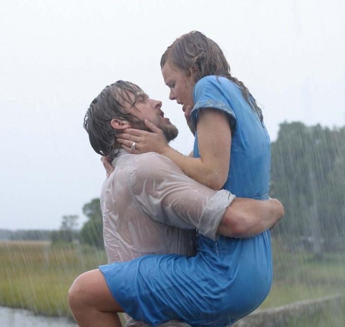 «Дневник памяти» - романтичные фото