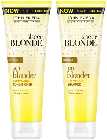 Sheer Blonde John Frieda
