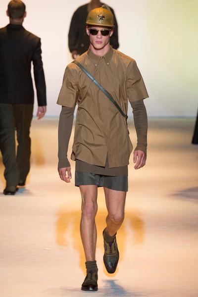 Неделя мужской моды в Милане: лучшие показы | галерея [3] фото [3]