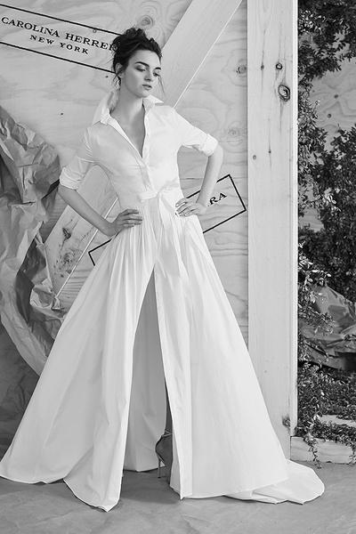 Лучшие коллекции Недели свадебной моды | галерея [7] фото [8]
