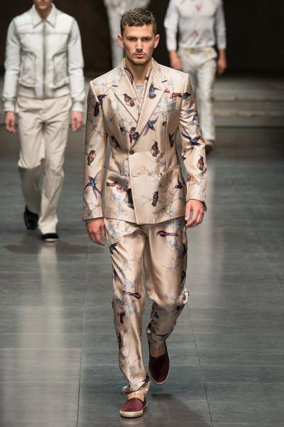 Неделя мужской моды в Милане: лучшие показы | галерея [4] фото [6]