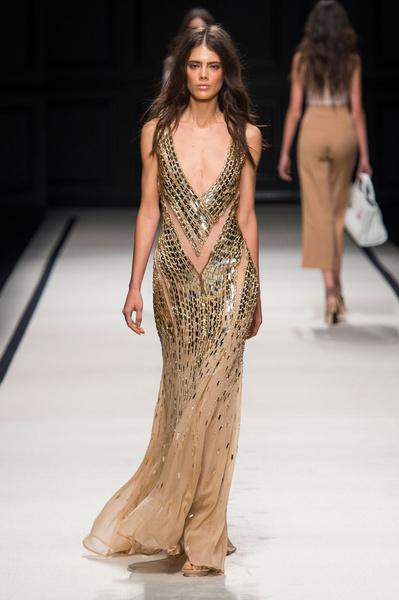 50 лучших платьев Недели моды в Милане | галерея [1] фото [15]
