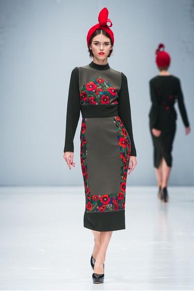 Неделя моды в Москве: обзор коллекций | галерея [5] фото [2]