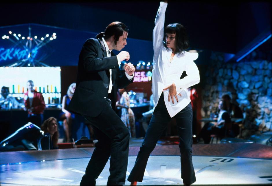 «Криминальное чтиво» — танцуйте