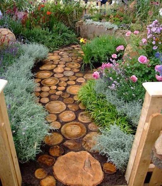 Садовые дорожки: практичные советы | галерея [4] фото [7]