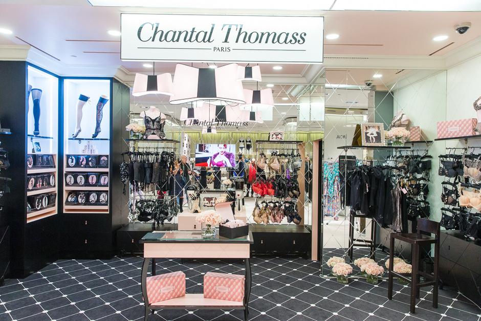 Нижнее белье Chantal Thomass в Москве