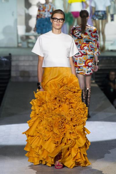 НУЖНЫЙ ТОН: Какие цвета и сочетания цветов в моде этим летом? | галерея [2] фото [8]