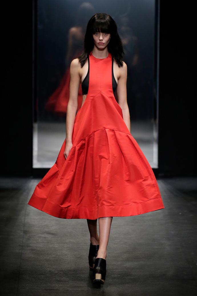 Vera Wang, весна-лето 2016