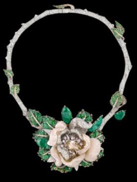 Ювелирная коллекции Le Bal des Roses