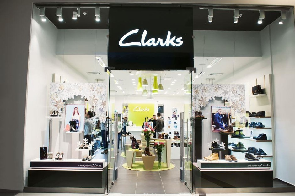В «Метрополисе» открылся флагманский бутик Clarks