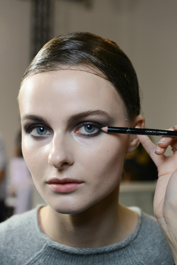 макияж от армани 2014