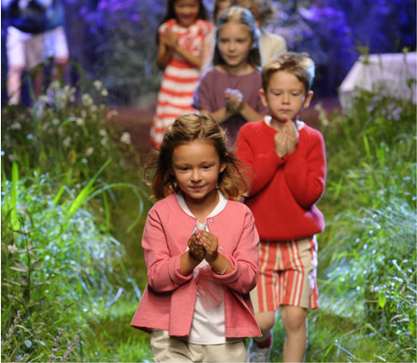 ДА БУДЕТ ЦВЕТ: как прошла выставка Pitti Bimbo во Флоренции | галерея [4] фото [5]