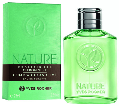 Homme Nature Yves Rocher