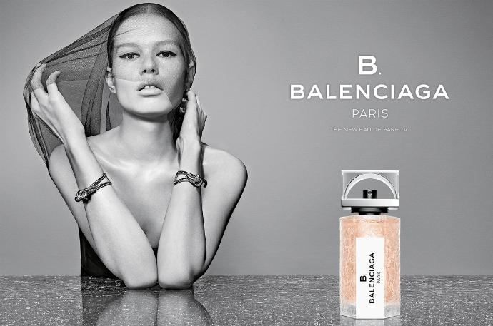 Новый аромат В. от Balenciaga