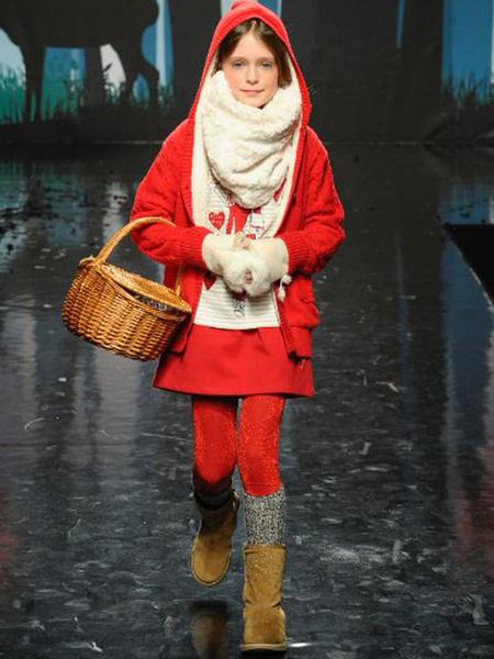 Детский мир: милые моменты с выставки Pitti Bimbo во Флоренции | галерея [1] фото [25]