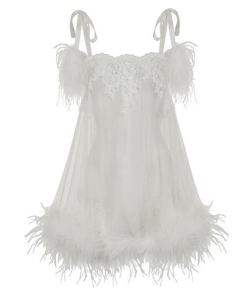 Не платьем единым: 8 лучших коллекций свадебного белья | галерея [1] фото [12]