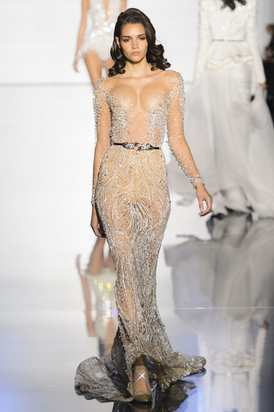 Показ Zuhair Murad Haute Couture | галерея [1] фото [25]