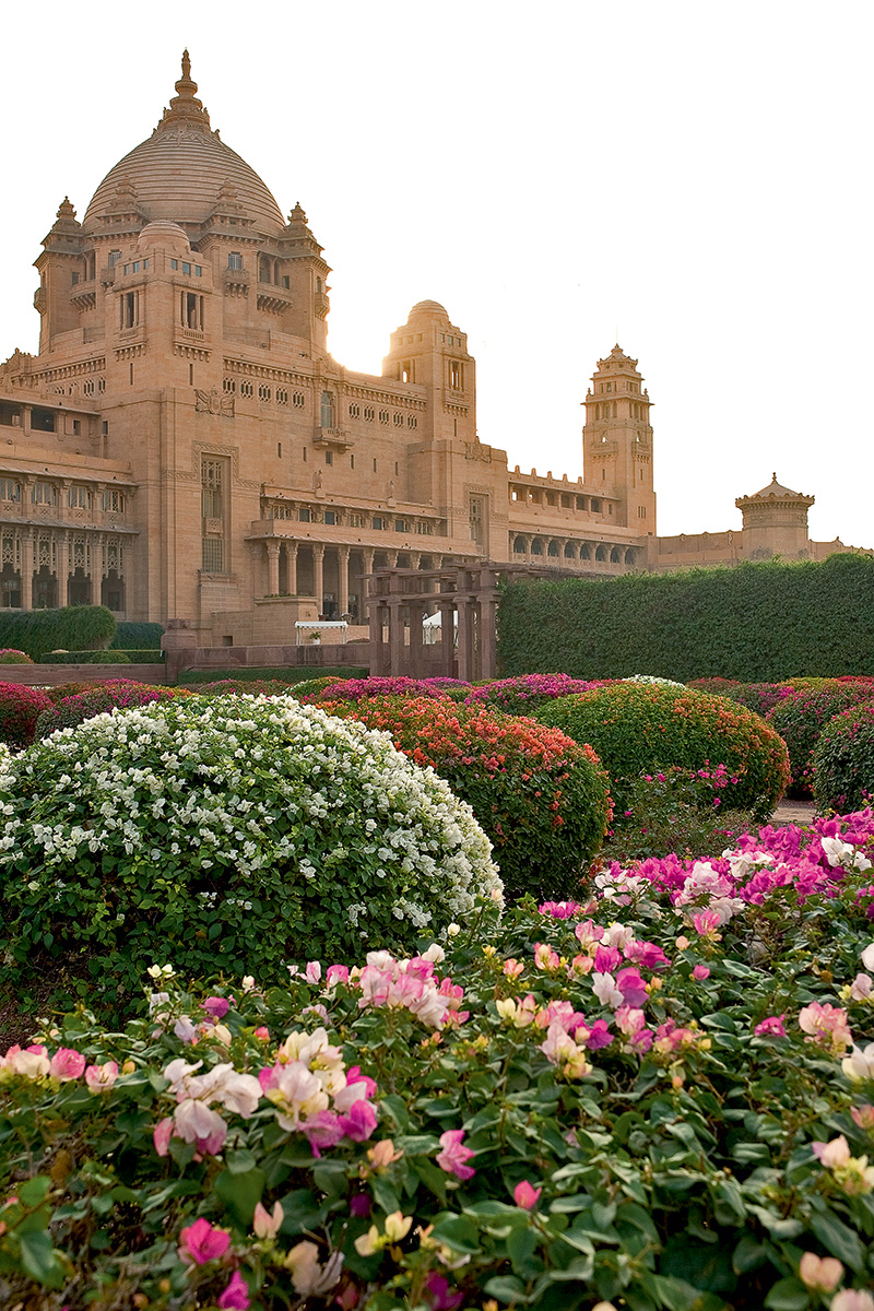 Umaid Bhawan Palace, Джайпур