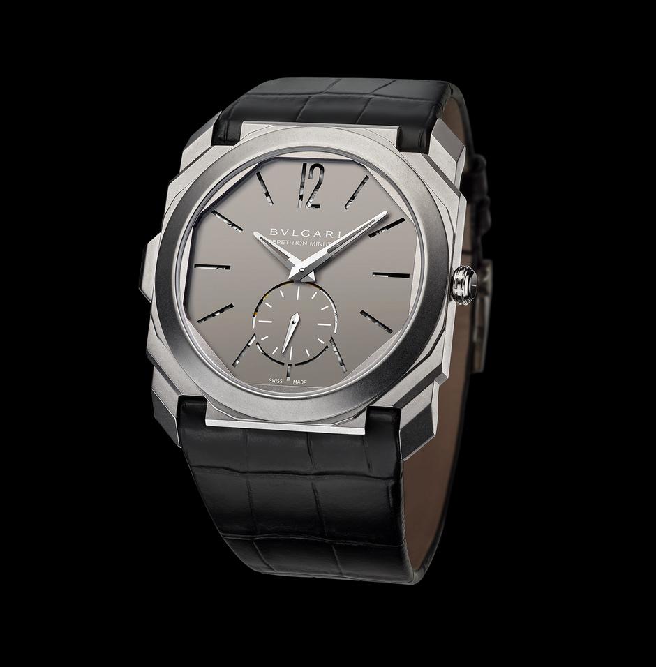 Bulgari представил новые модели часов в Базеле