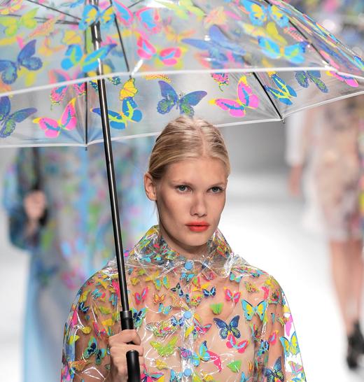 женские зонты 2013