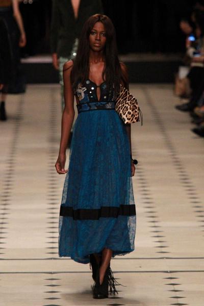 Показ Burberry Prorsum на Неделе моды в Лондоне | галерея [1] фото [2]