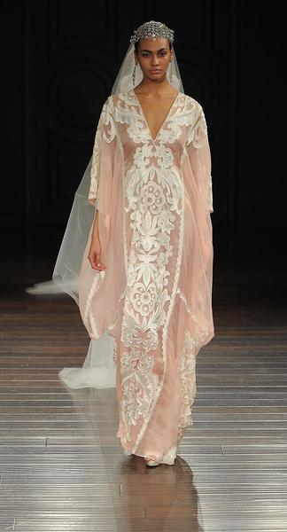 Лучшие коллекции Недели свадебной моды | галерея [5] фото [13]