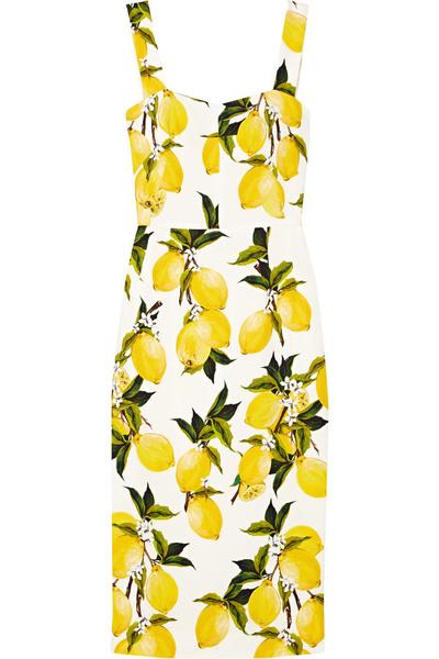 Пора в отпуск: 10 стильных платьев | галерея [1] фото [9]