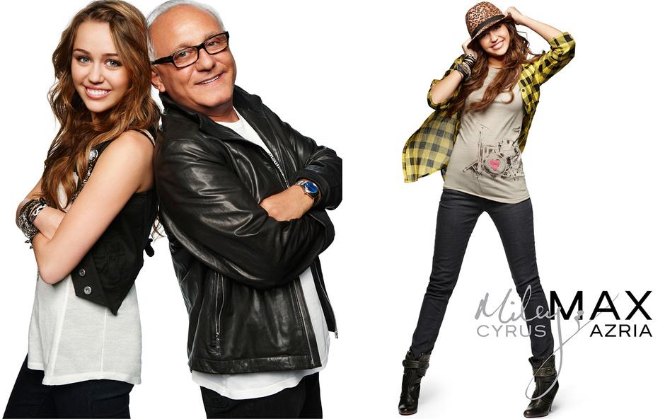 Бренд: Miley Cyrus x Max Azria – Walmart