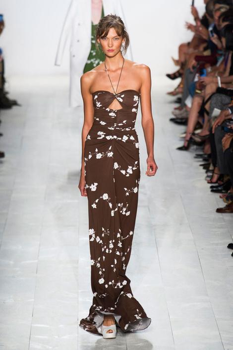 Michael Kors на Неделе моды в Нью-Йорке