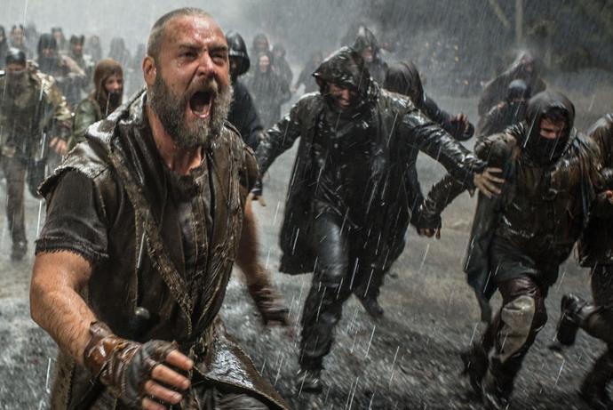 «Ной» (Noah), 2014 фильм трейлер