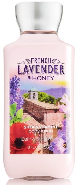 Коллекция French Lavender & Honey от Bath & Body Works