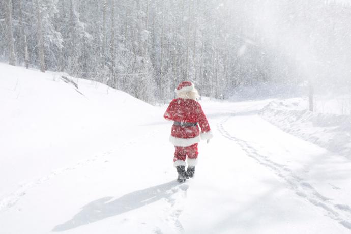 Говорить ли ребенку, что Дед Мороза не существует
