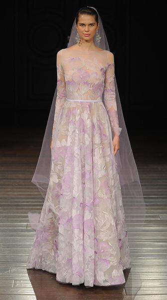Лучшие коллекции Недели свадебной моды | галерея [5] фото [23]