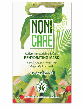 Nonicare Active Moisturising & Care Rehydrating Mask