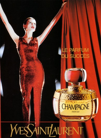 Аромат Champagne, Yves Saint Laurent