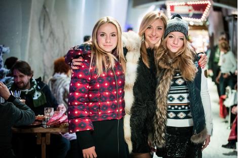 В ГУМе состоялось открытие магазина BOSCO Fresh и вечеринка Aprés ski | галерея [1] фото [17]