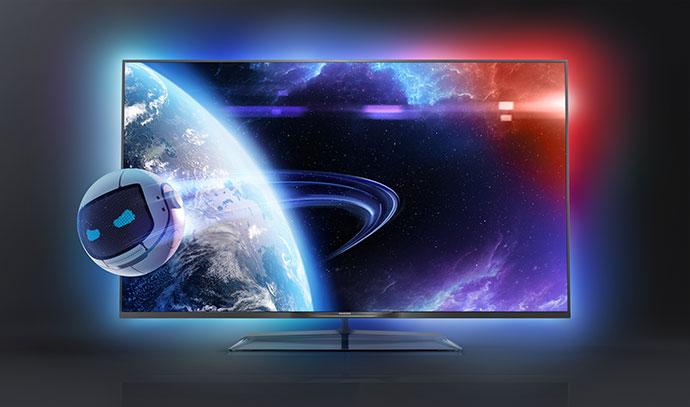 телевизор, Smart TV, Philips