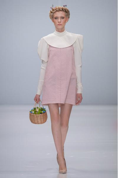 Молодые дизайнеры на Неделе моды в Москве | галерея [1] фото [3]