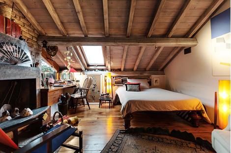 Топ-10: дизайнерские квартиры в Милане | галерея [10] фото [5]